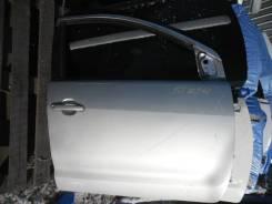 Дверь боковая передняя правая Toyota ist, NCP60 серебро