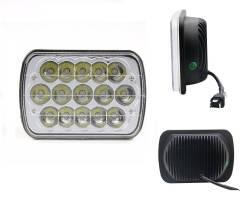 LED Фара 5x7