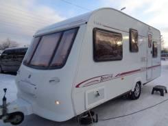 Elddis. Семейный автодом Avante 2004 г 5 мест с мувером и палаткой. Под заказ