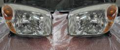 Комплект Фар Toyota Rav4 ACA2# 2004 2Azfe Америка
