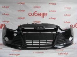 Бампер передний Ford Focus 3 2011+