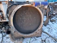 Радиатор охлаждения на Mitsuboshi Fuso