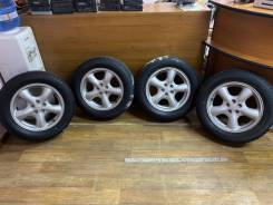 Колеса Subaru Forester SF5 Bridgestone Icepartner 215/60 R16