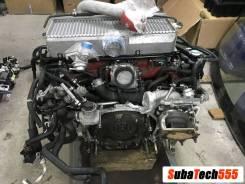 Двигатель EJ207 Spec C Subaru Wrx STI GVB GRB GRF GVF GE3 GE7 SH BL B