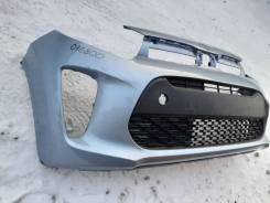 Бампер передний Kia Picanto Киа Пиканто 2017