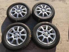 155/65 R13 Dunlop WM01 литые диски 4х100 (K27-1301)