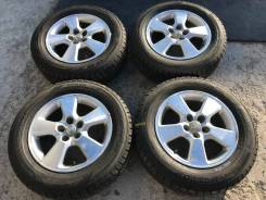 195/65 R15 Dunlop DSxX-2 литые диски 5х100 (K27-1509)