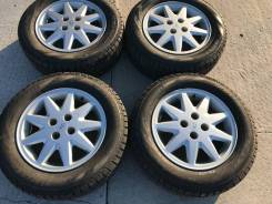 195/65 R15 Pirelli Ice Asimmetrico+ литые диски 4х100 (K27-1511)