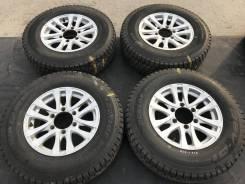195/80 R15 LT Dunlop DSV-01 литые диски 6х139.7 (K27-1518)