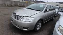 Бампер передний Toyota Corolla NZE124 1NZ-FE 2006 цвет 1D9