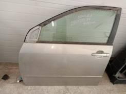 Дверь передняя левая Toyota Corolla NZE124 1NZ-FE 2006 цвет 1D9