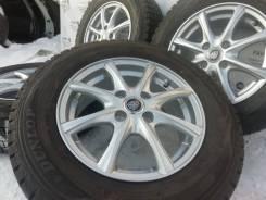Фирменные литые диски Shield на шинах Dunlop 185/70R14