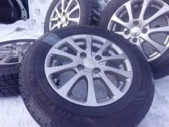 Фирменные литые диски I C на шинах Northtrek 175/70R14
