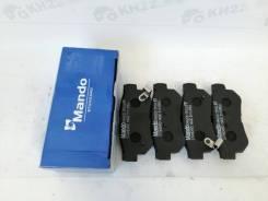 Колодки тормозные дисковые задние Hyundai Tucson [2004-2010]
