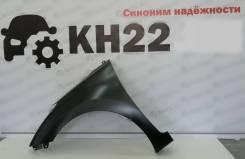 Крыло переднее левое (без повт. ) Hyundai Elantra [2010-2013]