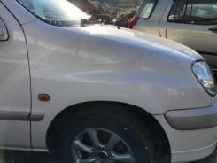 Крыло переднее правое белое (049) Toyota Raum EXZ15 78000km