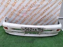 Бампер передний Toyota Sprinter AE100, 5AFE, в Новосибирске