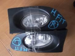 Протиотумманная фара Honda Fit GD1-4 правая и левая