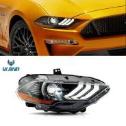 Фары тюнинг Ford Mustang 2018+
