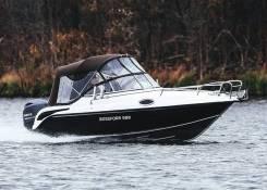 Купить лодку (катер) Bossforr 580 CR. 2021 год, длина 5,80м., двигатель подвесной, 150,00л.с., бензин. Под заказ