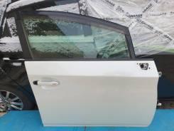 Дверь передняя правая 070 Toyota Prius ZVW30 2Zrfxe