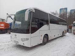 King Long XMQ6127C. Автобус Higer KLQ6129Q б/у (2017 г., 332 862 км. ), 49 мест, В кредит, лизинг