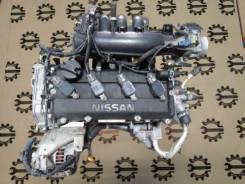 Двигатель Nissan, RM12; RW11; TP12; WTP12, QR20DE; Plastic F8731
