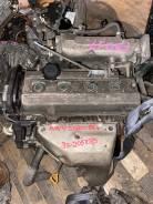 Двигатель Toyota 3SFFE 94000км пробег. Трамблерный