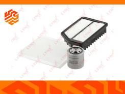 Комплект фильтров Lynxauto LK3020