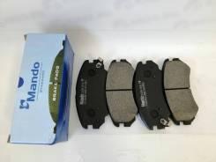 Колодки тормозные дисковые передние Hyundai Tucson [2004-2010]