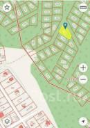 Продажа земельного участка в районе Купеческого в Находке. 1 232кв.м., собственность