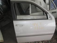 Дверь передняя правая на Toyota RAUM EXZ10 EXZ15