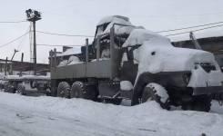 Урал 5557. Урал бортовой лесовоз, 6x6