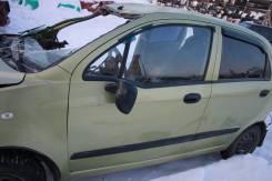 Chevrolet spark m200 дверь передняя левая