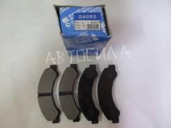 Тормозные колодки дисковые D4052 Kashiyama (26376)