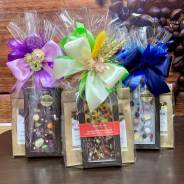 Подарки на День Учителя Воспитателя Чай Кофе Бельгийский шоколад