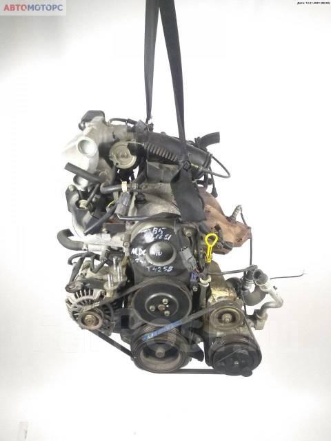 Двигатель Mazda Demio 2000, 1.5 л, Бензин (B5)