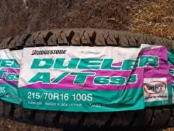 Bridgestone Dueler A/T D694, 215/70R16