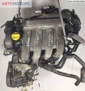 Двигатель Renault Megane I (1995-2003) 2000, 2 л, Бензин (F5R740)
