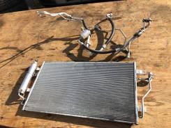 Радиатор кондиционера Nissan Leaf aze0