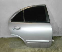 Дверь задняя правая Nissan Almera N16 седан