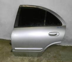 Дверь задняя левая Nissan Almera N16 седан
