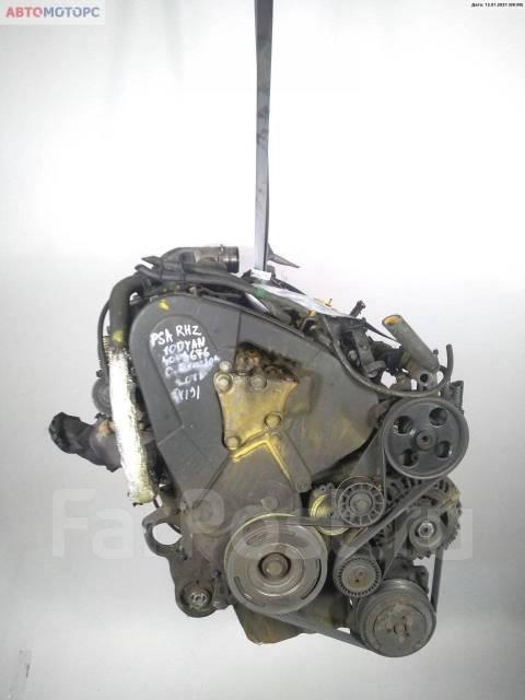 Двигатель Citroen Evasion 1999, 2 л, Дизель (RHZ, DW10ATED)