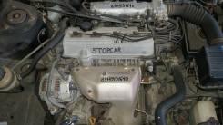 4S-FE Двигатель с распила 40т. км.