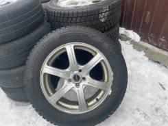 Комплект колёс 225/60R17, 5*100, без пробега по РФ