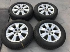 215/60 R16 Toyo Garit литые диски 5х114.3 (K27-1605)