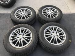 215/60 R16 Bridgestone Revo GZ литые диски 5х114.3 (K27-1606)