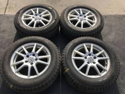 215/65 R15 Goodyear Ice Navi Zea литые диски 5х114.3 (K27-1607)