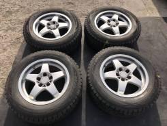 215/65 R16 Dunlop WM01 литые диски 5х114.3 (K27-1608)