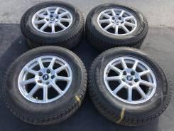 215/70 R16 Dunlop SJ8 литые диски 5х114.3 (K27-1611)